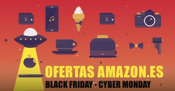 AMAZON España black friday 2018