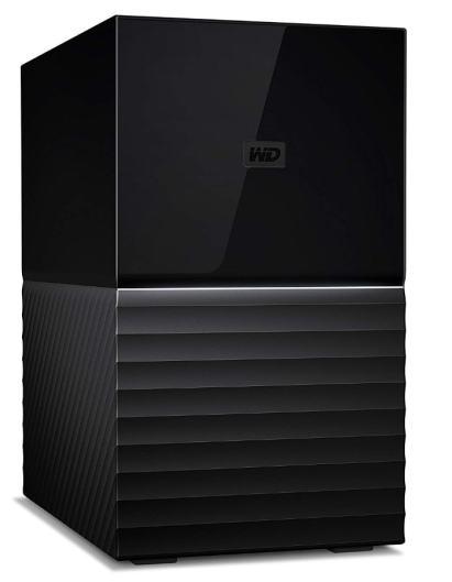 Western Digital My Book Duo - Disco Duro Externo de sobremesa de 8 TB con Raid, USB 3.1 Gen 1