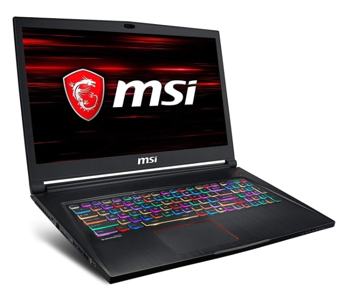 msi portatil gaming