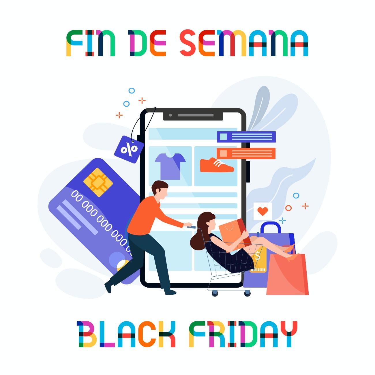 Principales ofertas del fin de semana del Black Friday
