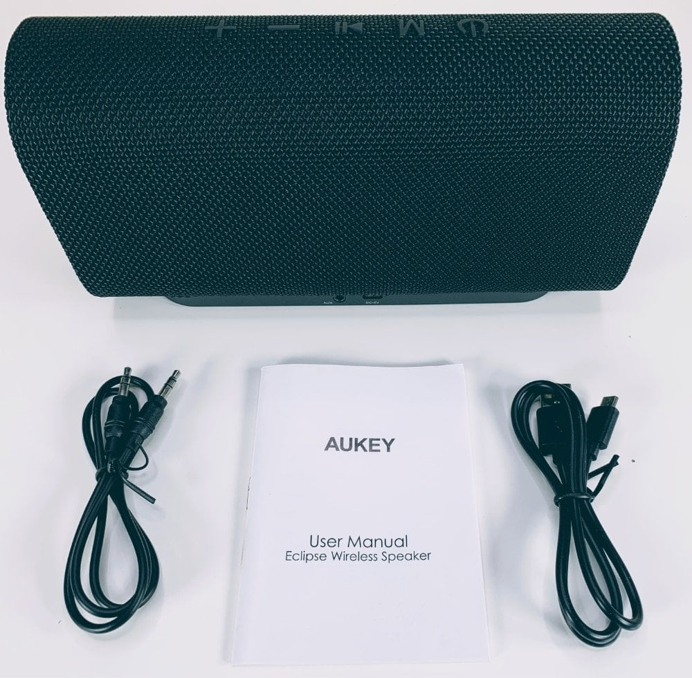 Aukey Sk-M30 - Altavoz portátil bluetooth - Características