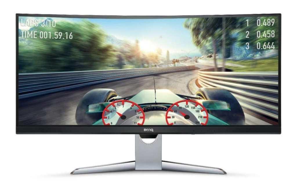"""BenQ EX3501R - Monitor Curvo Gaming de 35"""""""