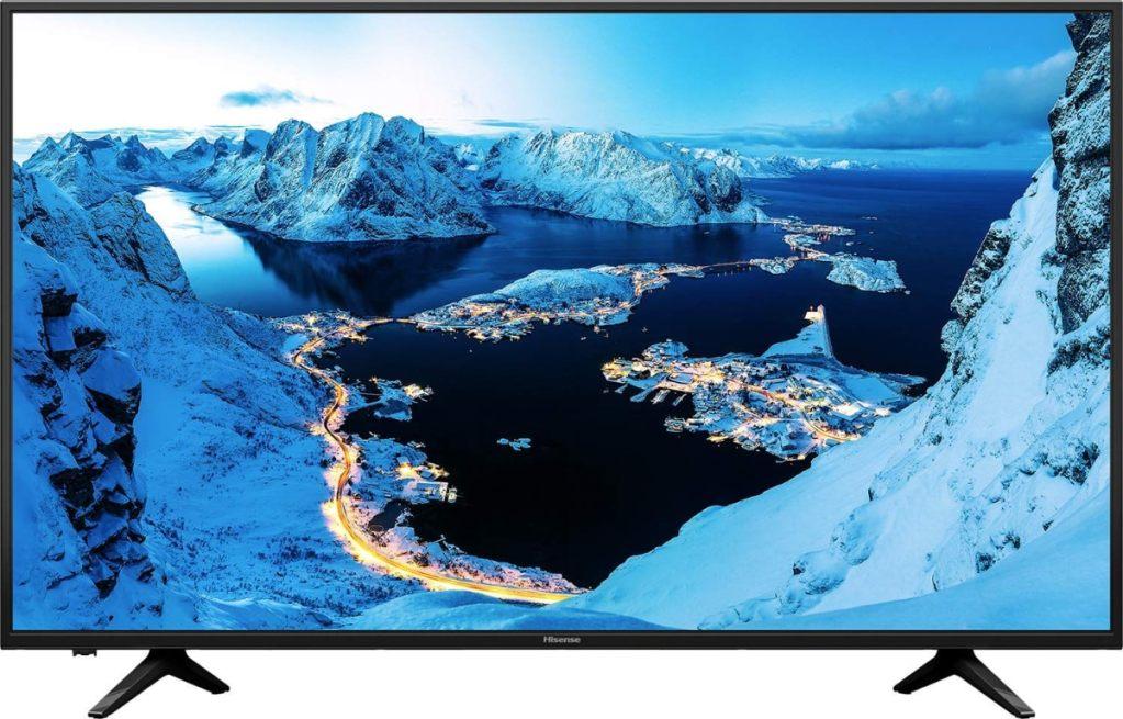 """La mejor opción barata como TV de 65"""": Hisense H65AE6030 - Smart TV de 65"""""""