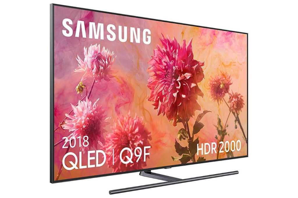 """La mejor TV de 65"""" LCD: Samsung QLED 65Q9FN: Smart TV Plano de 65"""", 4K UHD"""