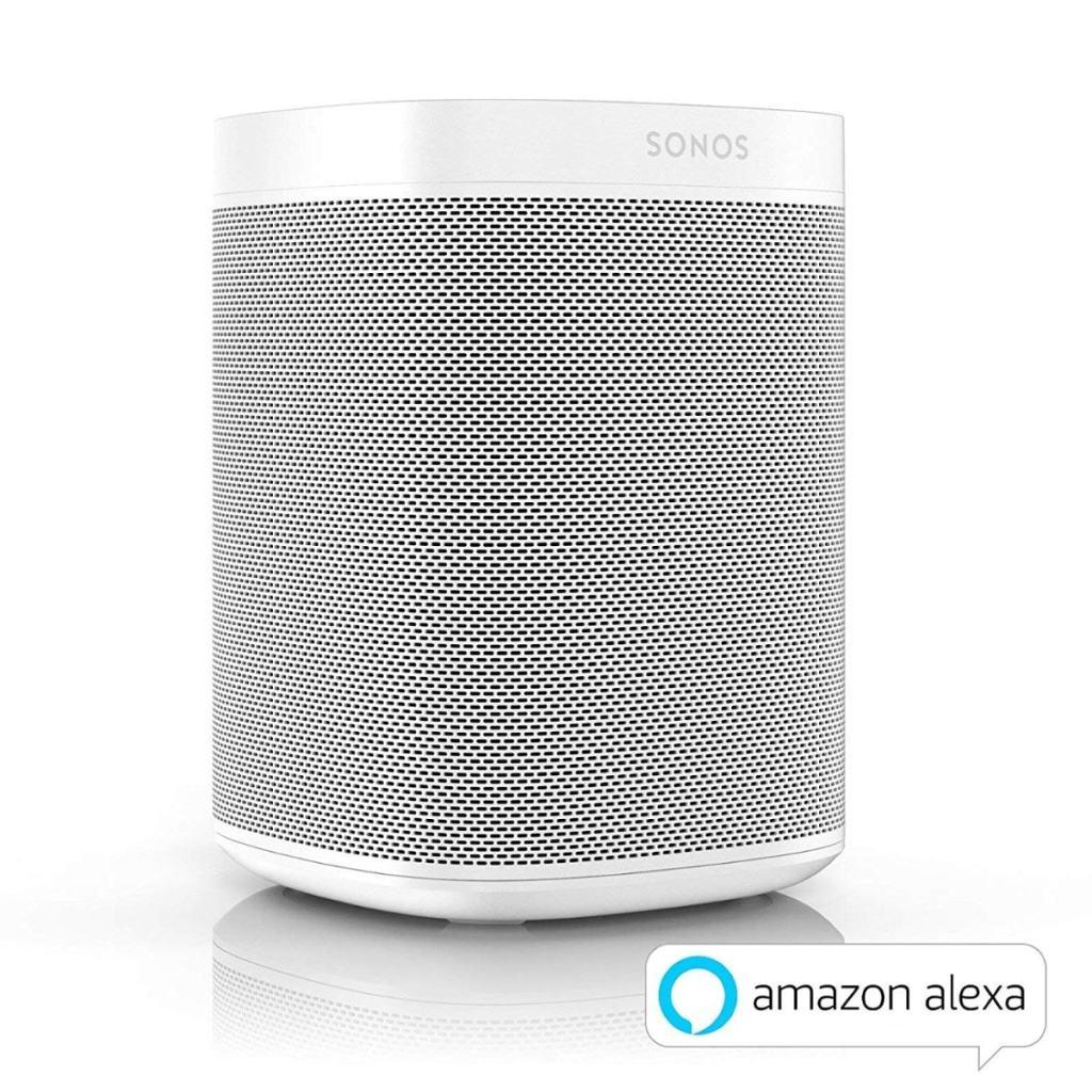Los mejores altavoces WIFI: Sonos One