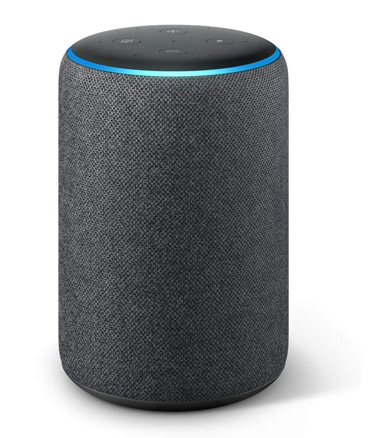 Echo Plus (2.ª generación) - Sonido de alta calidad y controlador de Hogar digital integrado