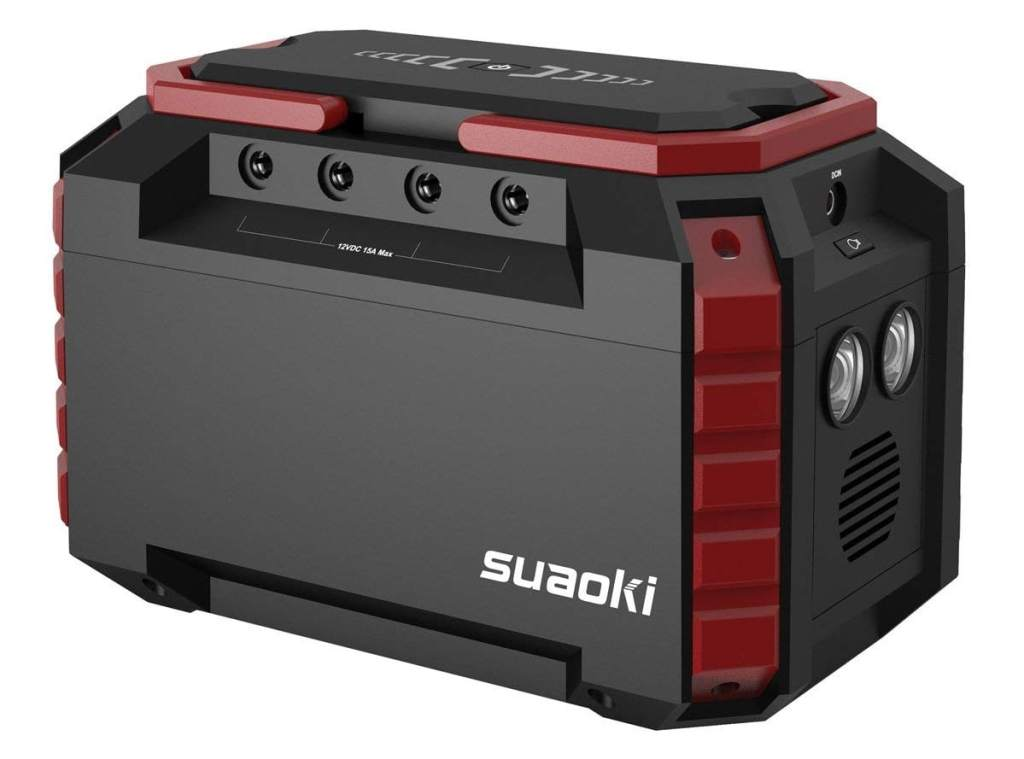 SUAOKI - Generador Portátil Solar de 150Wh