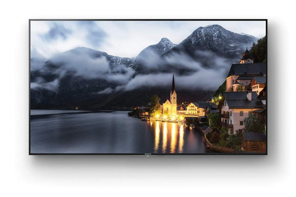 """Sony KD-55XE9005 - Televisor 55"""" 4K HDR LED con Android TV"""