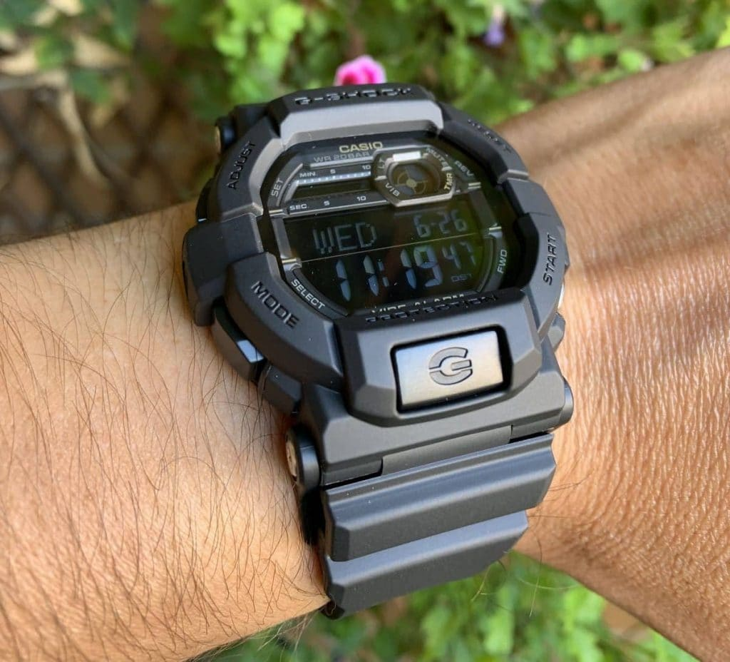 Casio G-Shock GD-350-1BER
