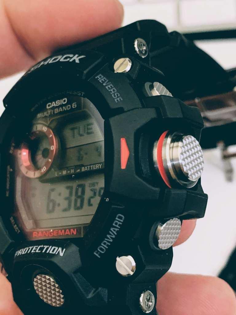 Casio GW-9400 Rangeman
