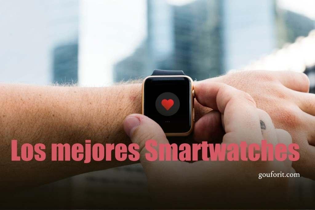 a4426c5bd ¿Sabes qué smartwatch comprar? Te recomendamos el mejor smartwatch