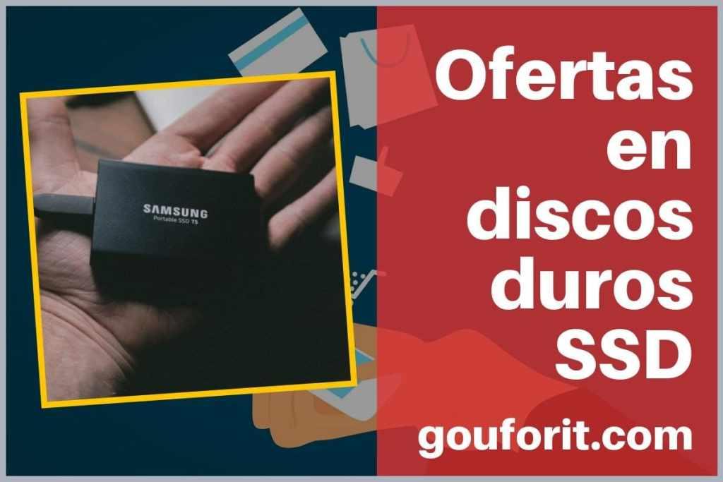 Ofertas en discos duros SSD
