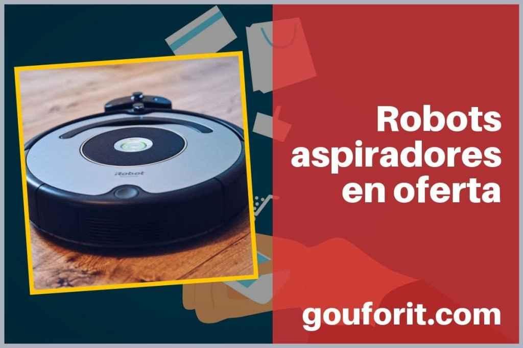 Robots aspiradores