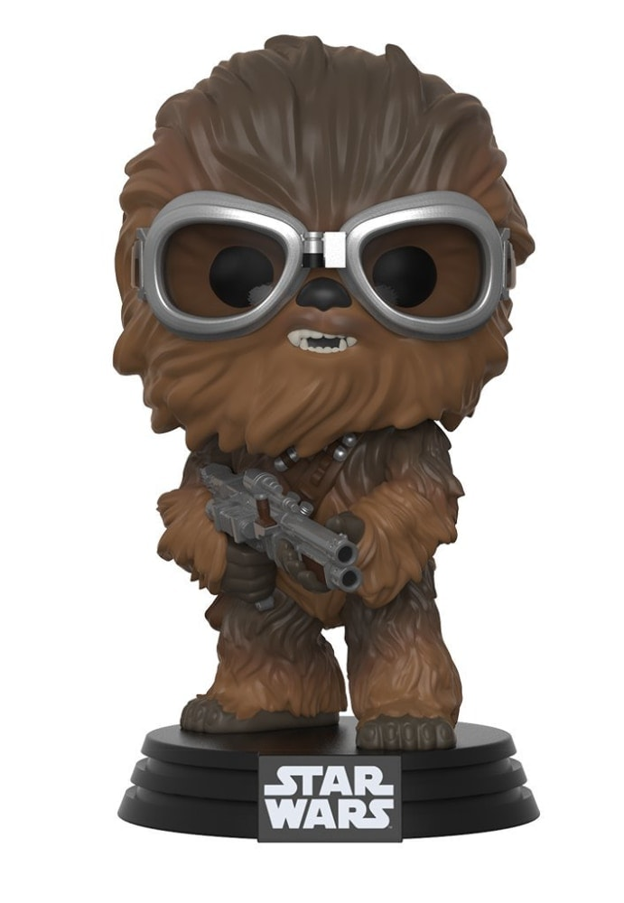 Funko Pop! - Figura de Chewbacca Star Wars