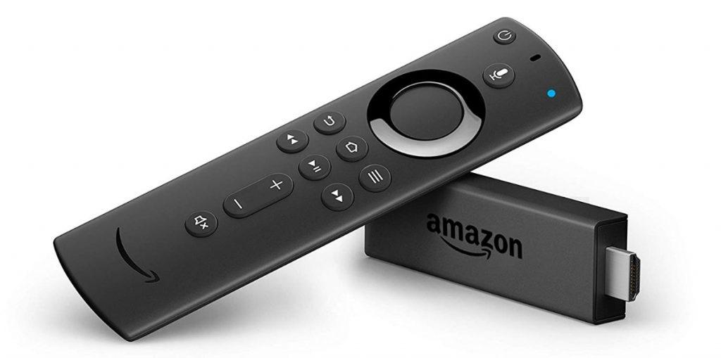 Amazon Fire TV Stick con mando por voz Alexa