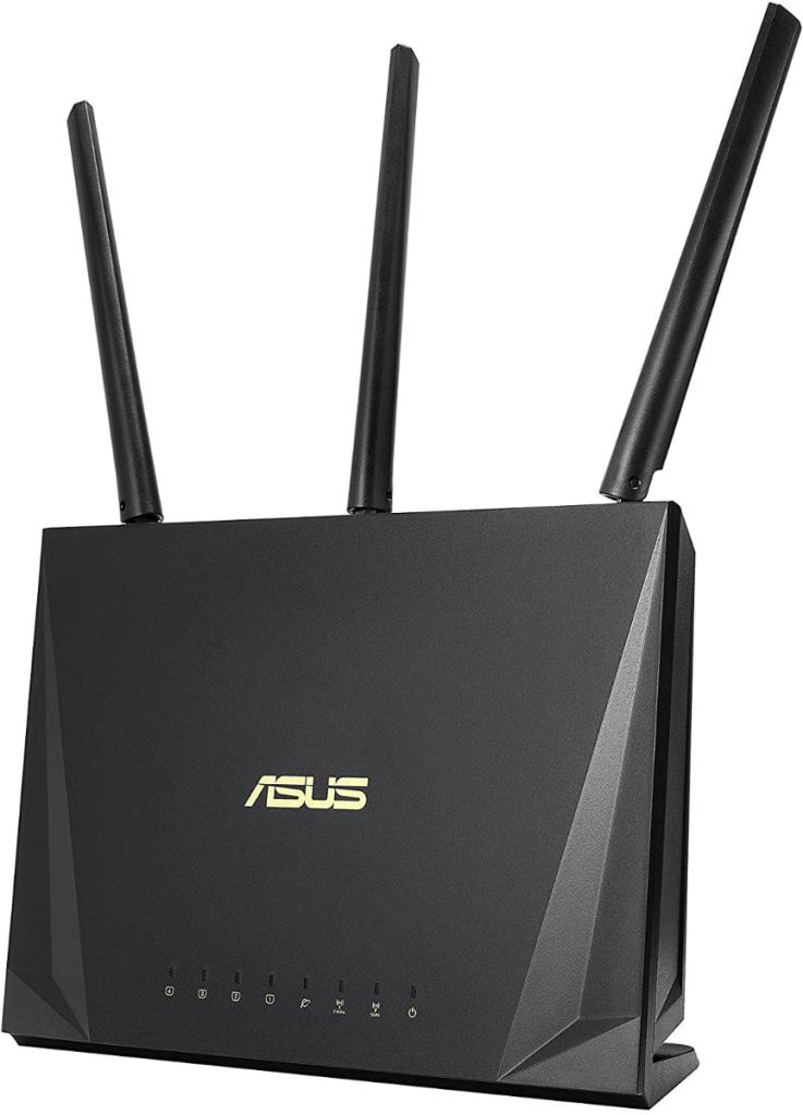 ASUS RT-AC85P - Router Doble-Banda AC2400
