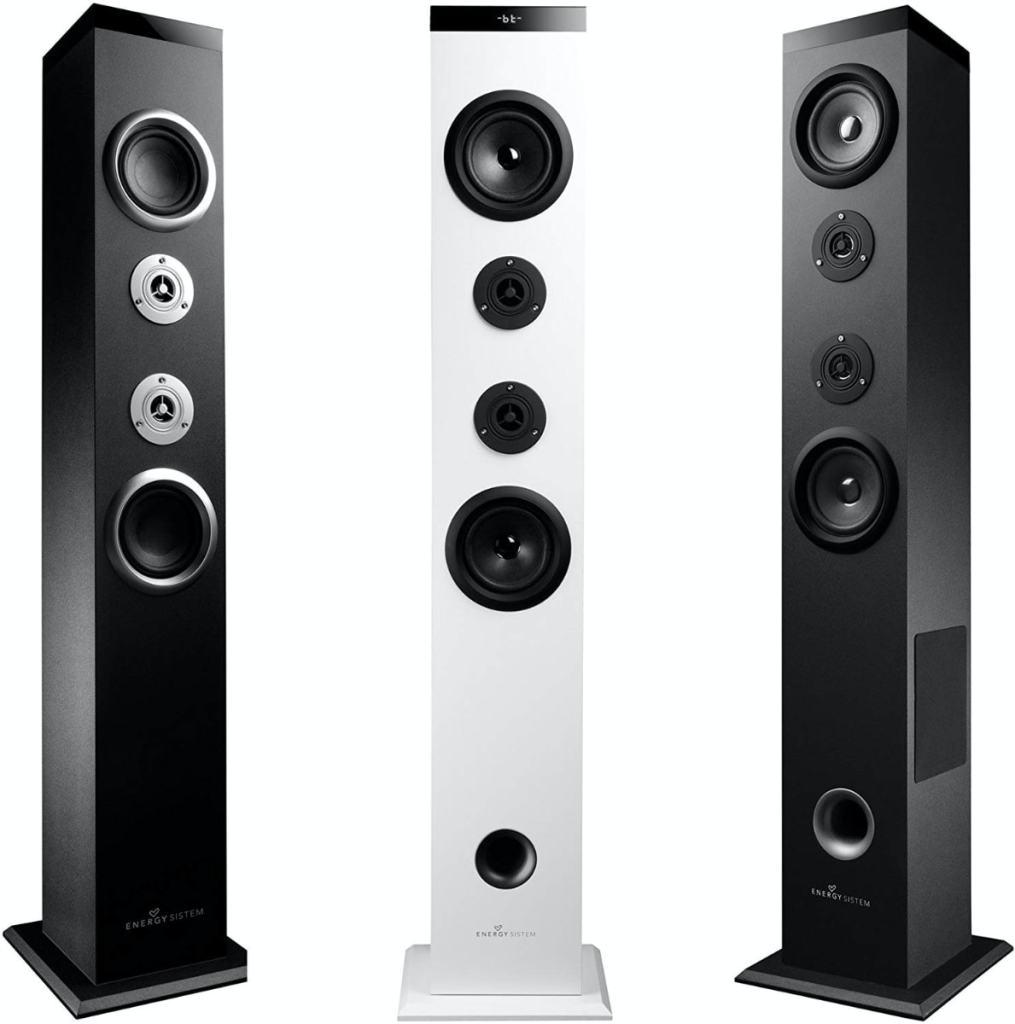 Energy Sistem Tower 5 - Sistema de Sonido Bluetooth