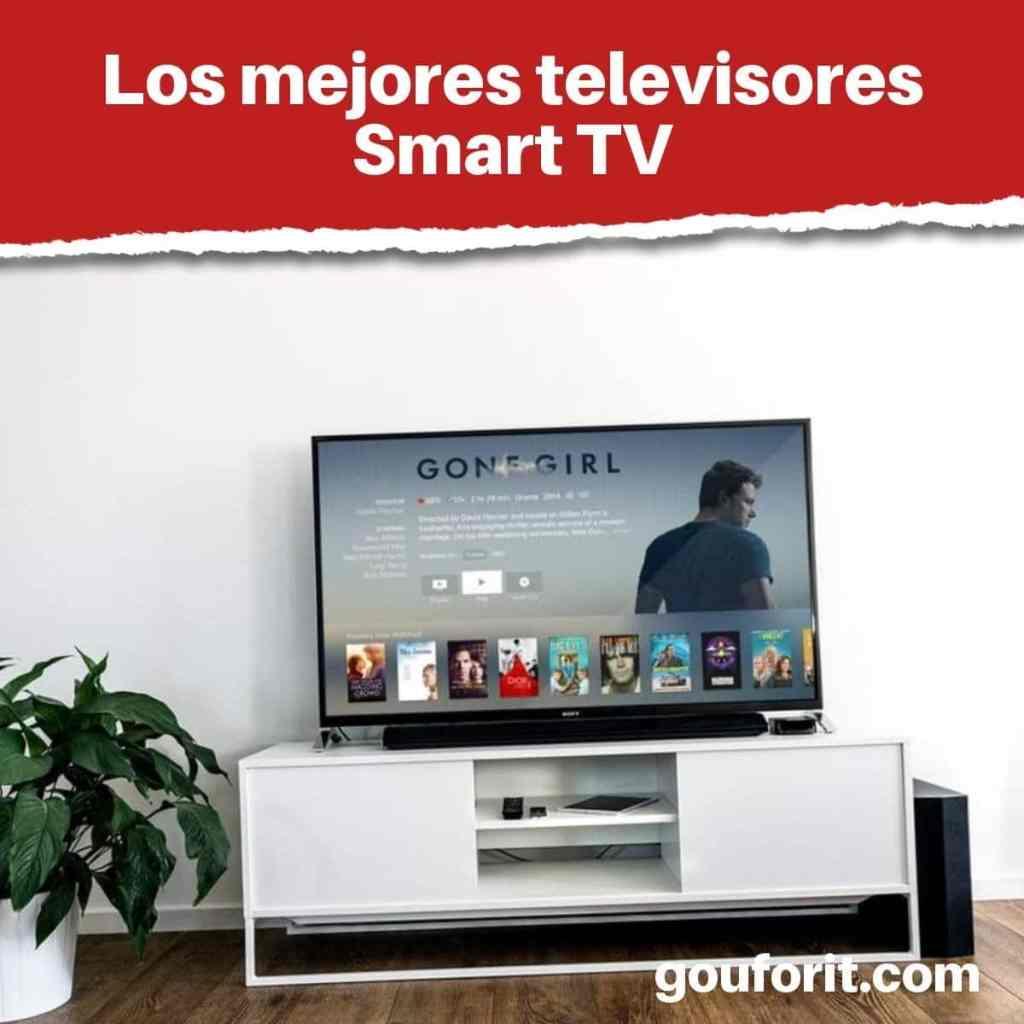 mejores televisores Smart TV