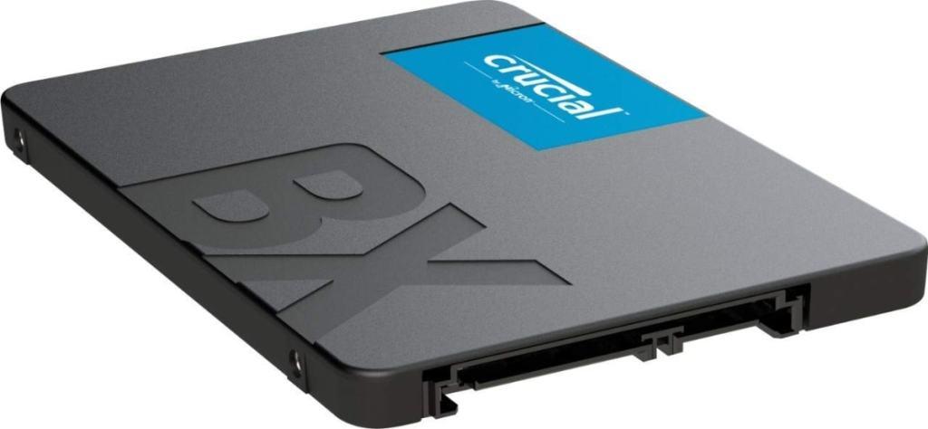 Crucial BX500 - Disco Duro Sólido Interno SSD de 240 GB
