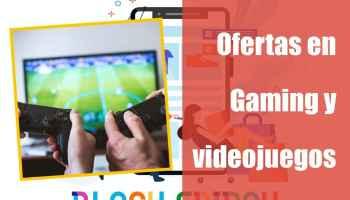 Ofertas en Gaming semana del Black Friday