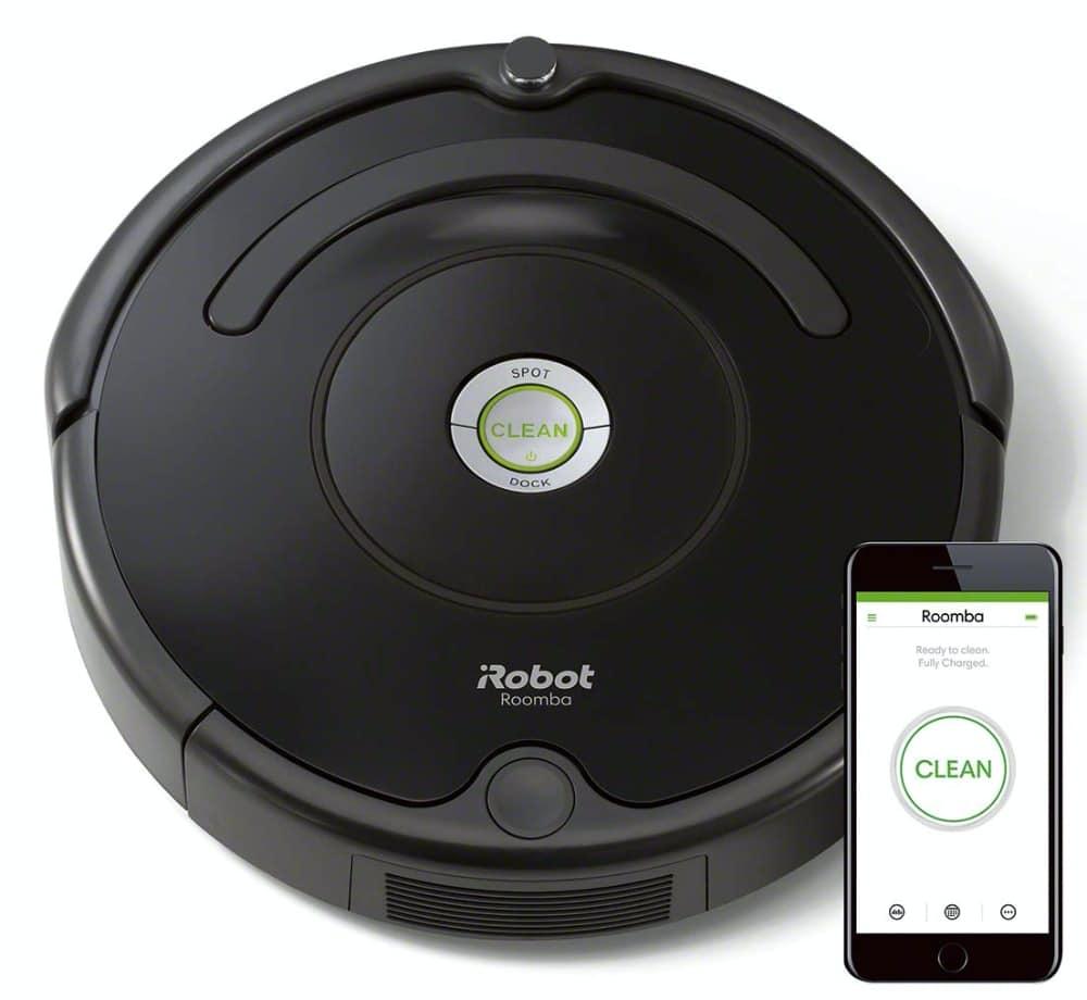 iRobot Roomba 671 - Robot aspirador suelos duros y alfombras