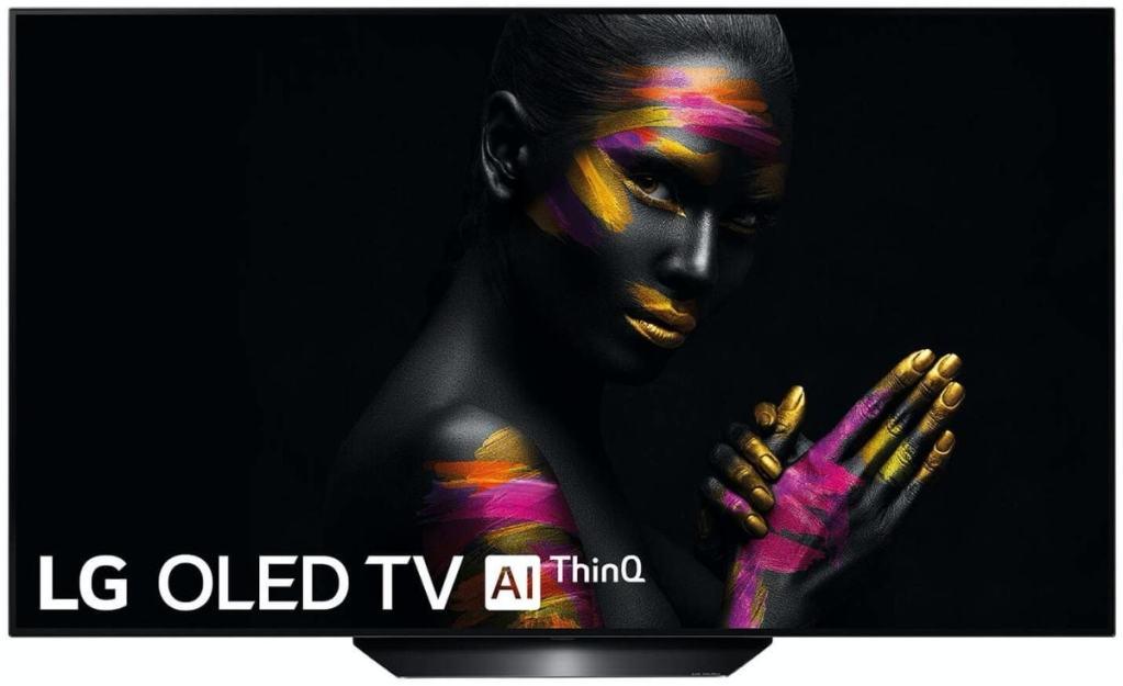 "LG OLED55B9PLA, Smart TV OLED 4K UHD De 55"" con Inteligencia Artificial"