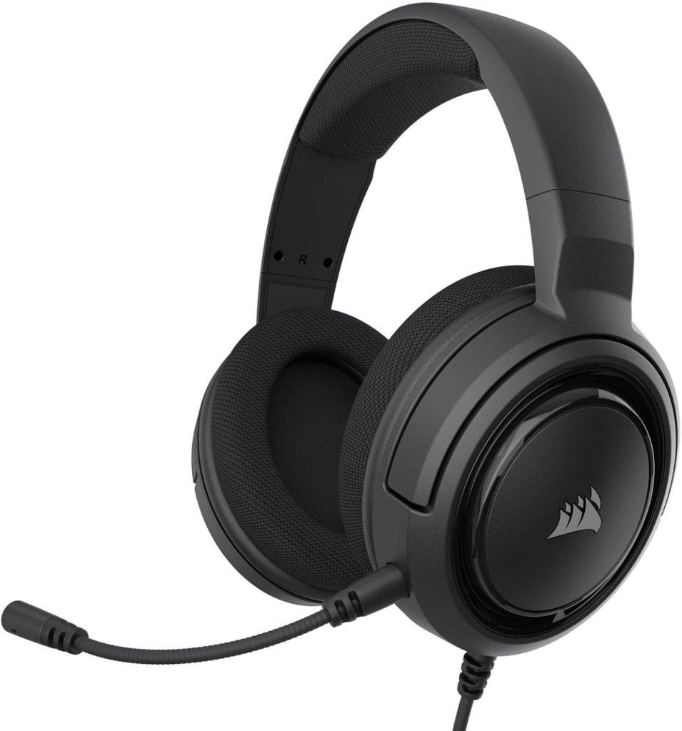 Corsair HS35 - Auriculares Stereo para Juegos