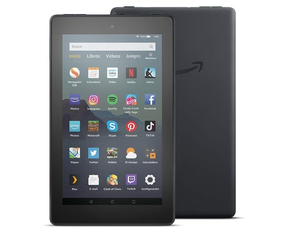 Amazon Fire Tablet de 7""