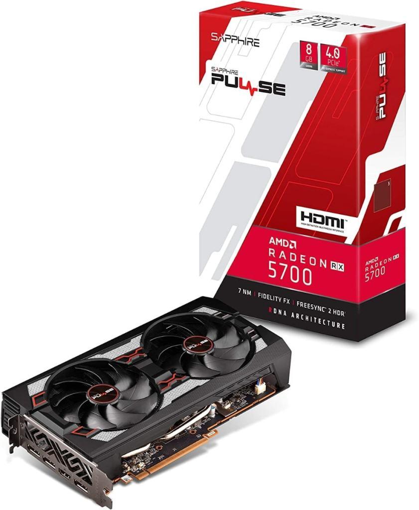 AMD Radeon RX 5700: la mejor opción del 2020
