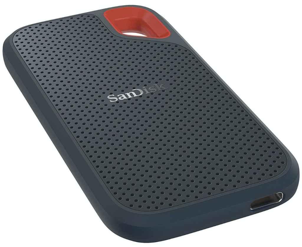SanDisk Extreme SSD externo portátil de 1TB