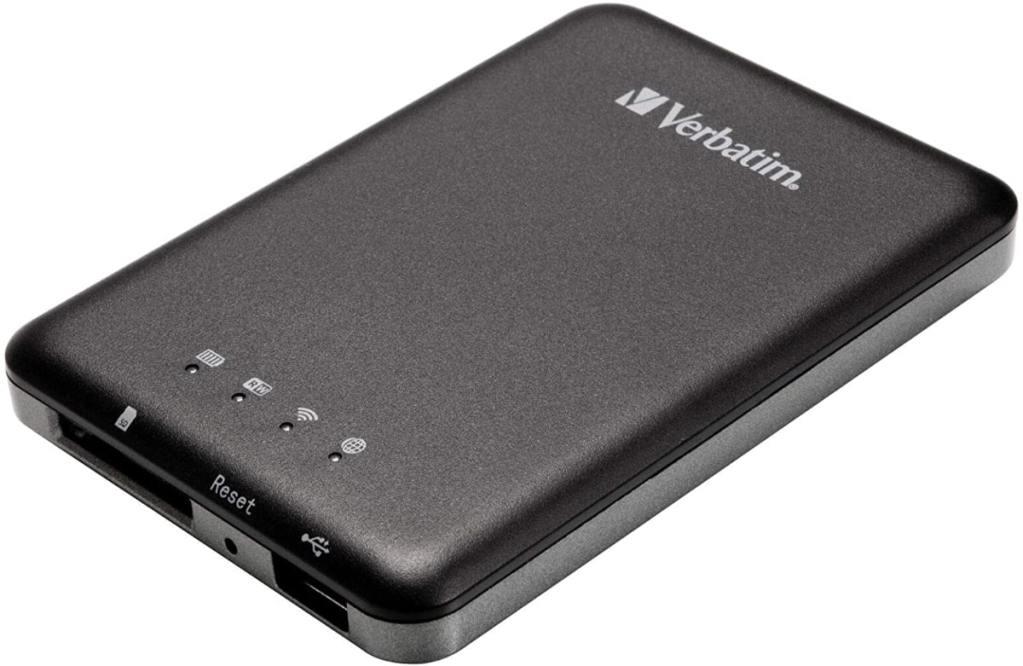 Verbatim VB-98243 Mediashare Wireless