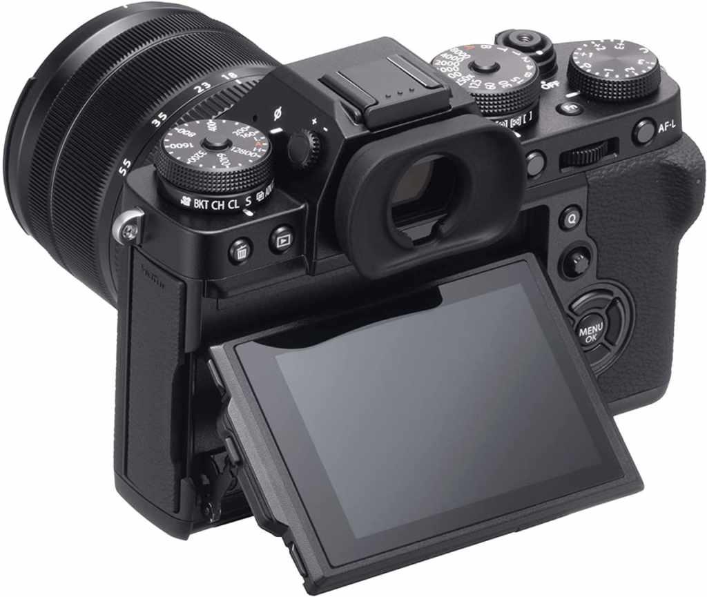 Fujifilm X-T3 - Cámara de objetivo intercambiable sin espejo capaz de grabar en 4K