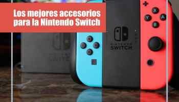 Los mejores accesorios para la Nintendo Switch