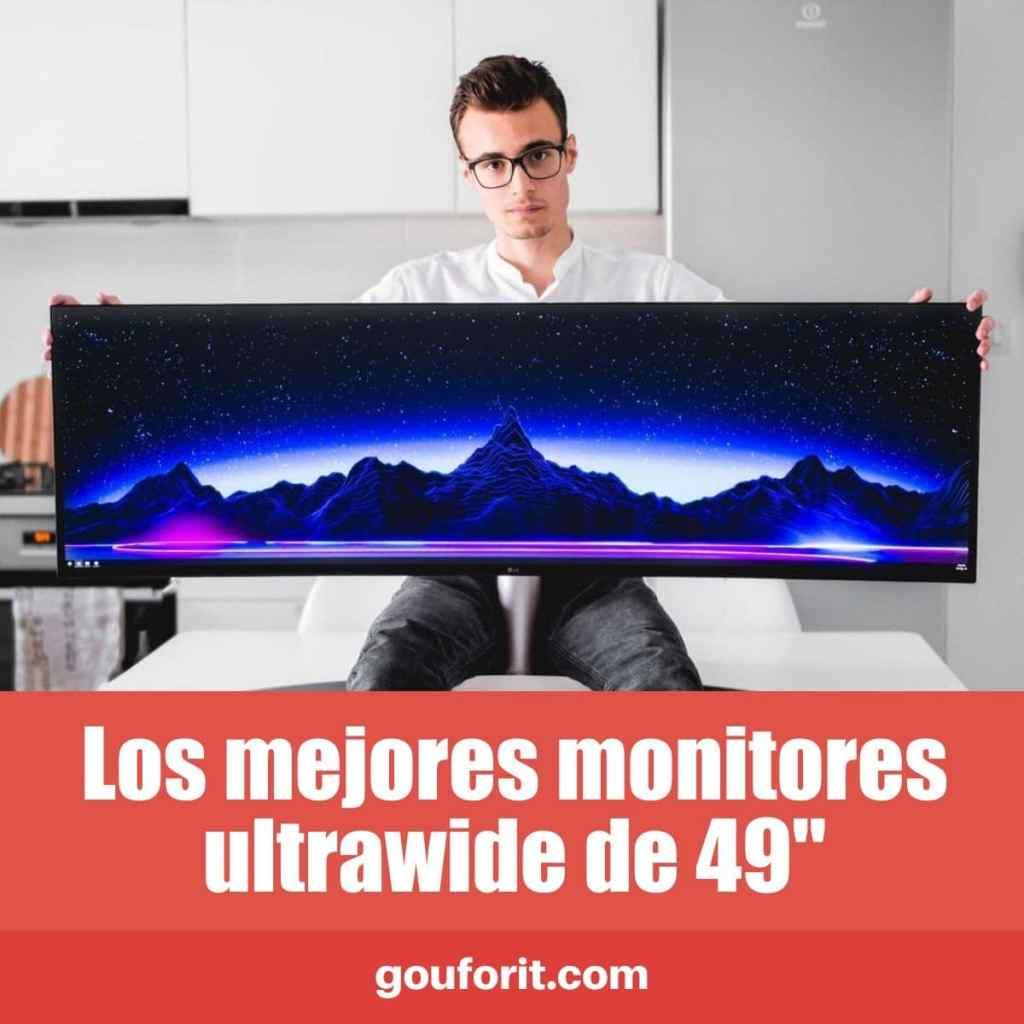"""Los mejores monitores ultrawide de 49"""""""