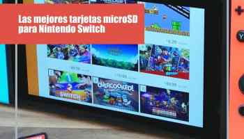Las mejores tarjetas microSD para Nintendo Switch