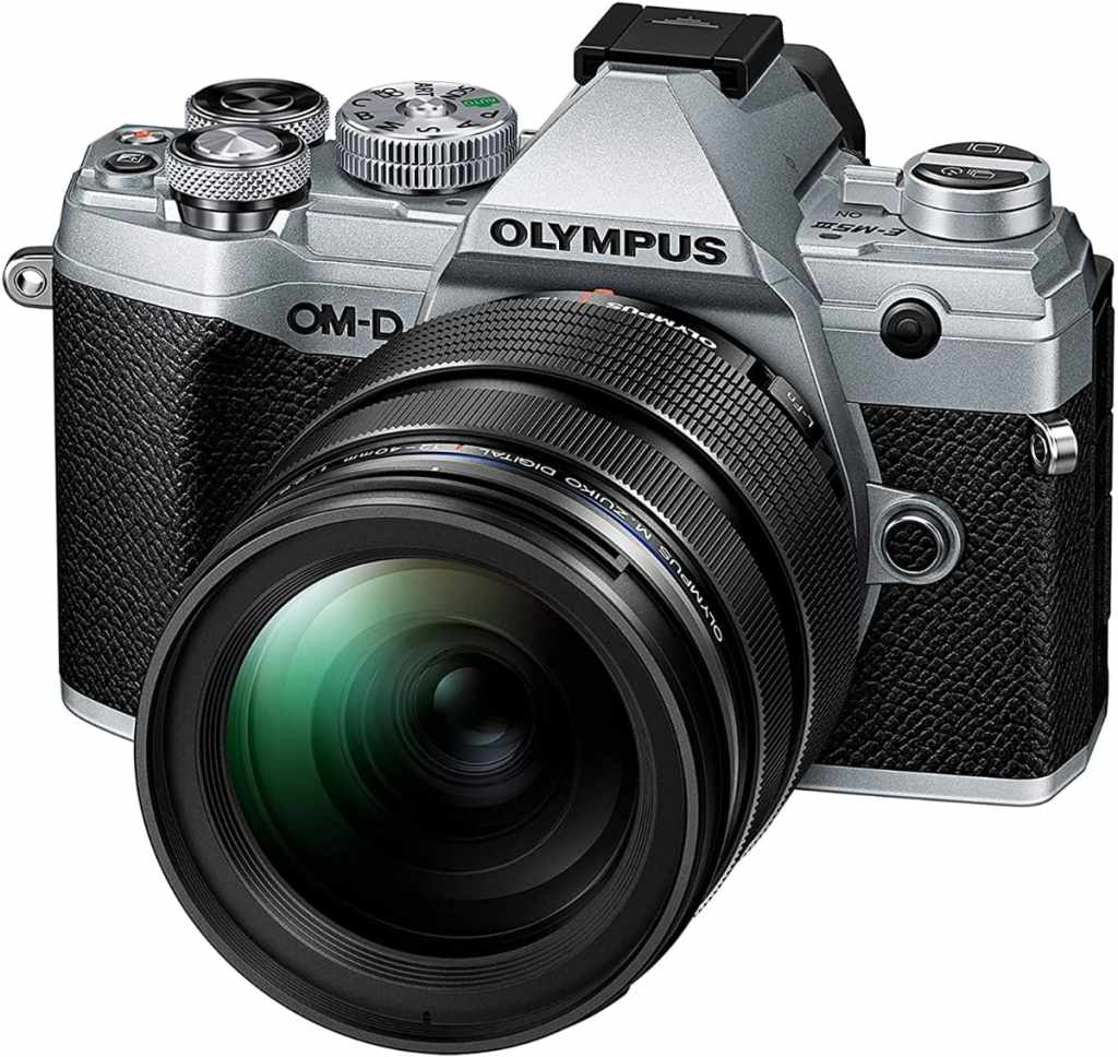 Olympus OM-D E-M5 Mark III - Ligera y perfecta para vlogging
