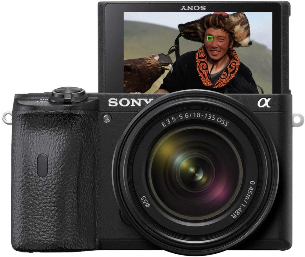 Sony Alpha 6600 - Kit Cuerpo con Objetivo SEL18135