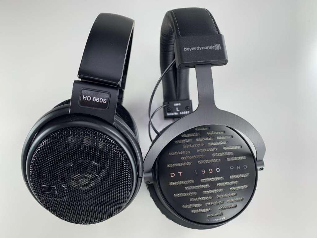 Beyerdynamic DT 1990 Pro y Sennheiser HD660S