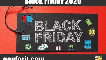 ¿Cuándo se celebra el Black Friday 2020?