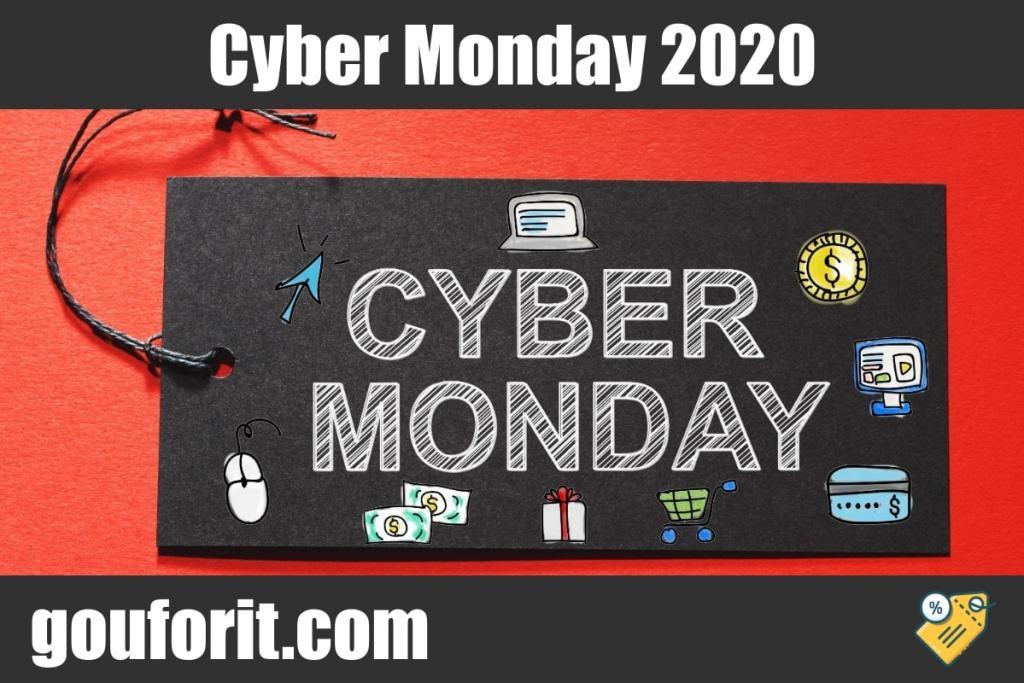 ¿Cuándo se celebra el Cyber Monday 2020?