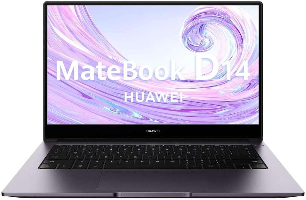 "Huawei Matebook D 14 - Ordenador Portátil de 14"" Full HD"