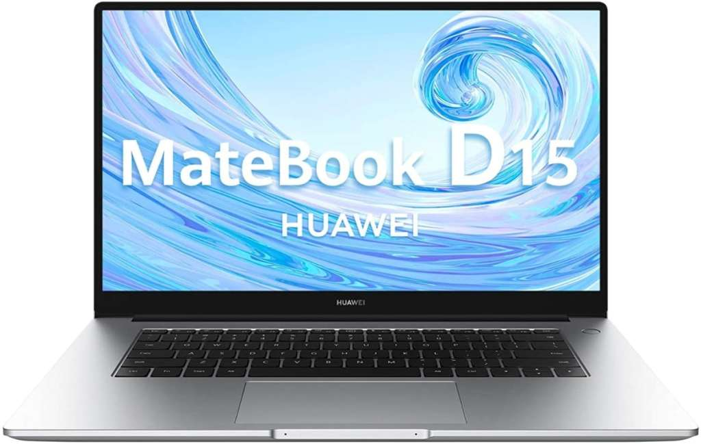 Huawei Matebook D15 - Ordenador Portátil de 15.6'' Full HD