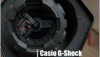Casio G-Shock GA-110MB-1AER - Review y opinión