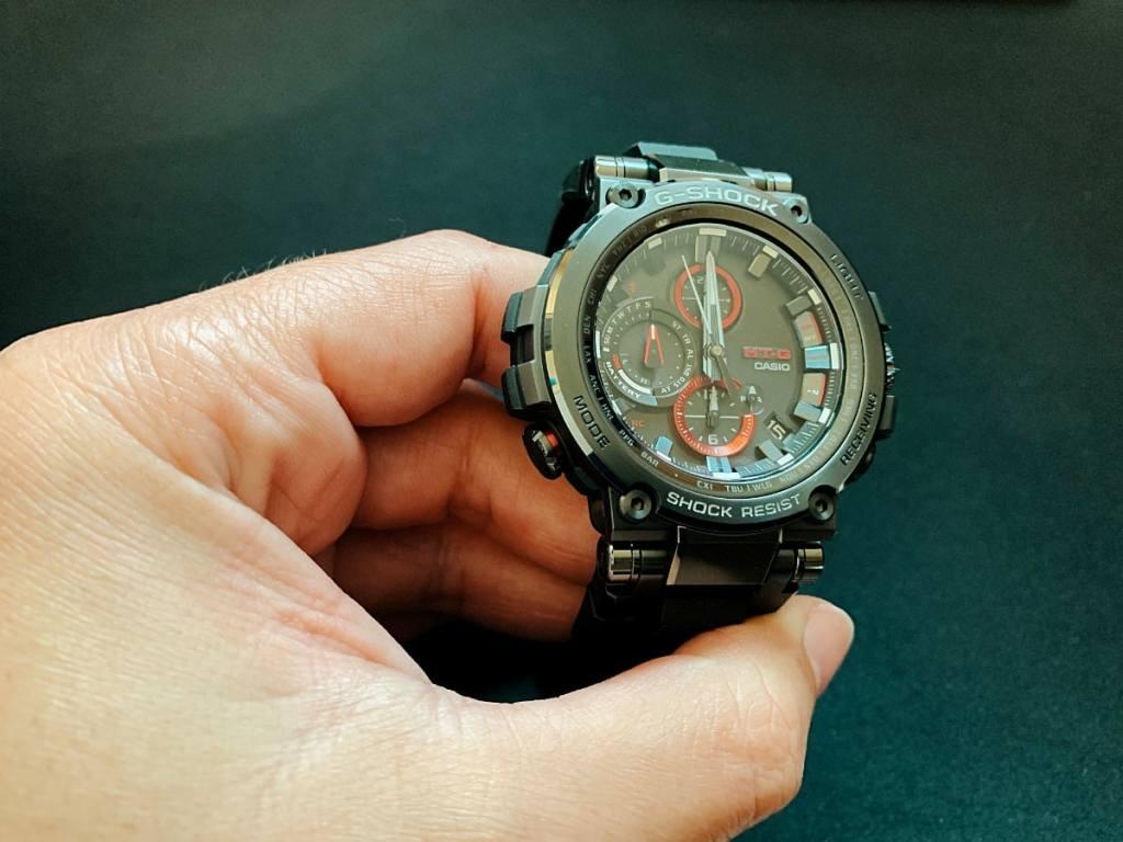 Reloj Casio G-Shock MTG-B1000B-1AER