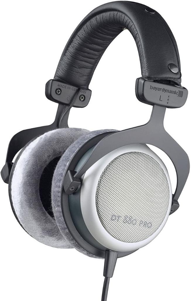 Beyerdynamic DT 880 PRO Auriculares de estudio: auriculares semiabiertos