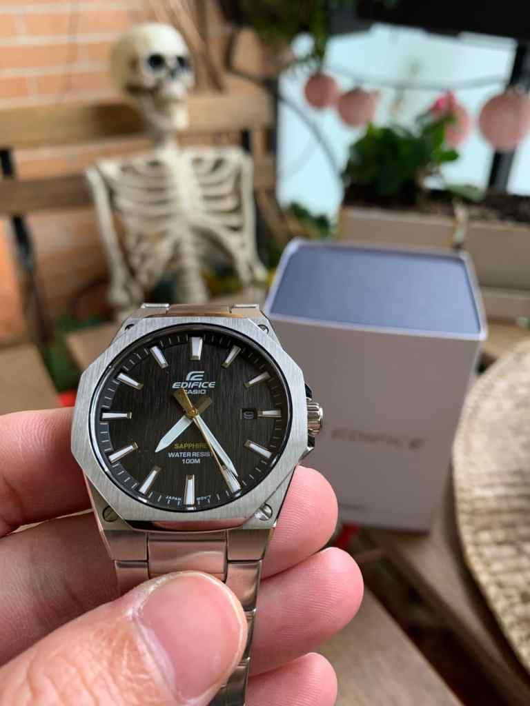 ¿Merece la pena comprar el reloj Casio Edifice EFR-S108D-1AVUEF?