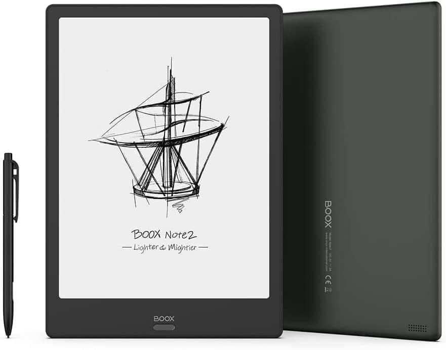"BOOX Note2  - Lector eBooks de 10.3"""