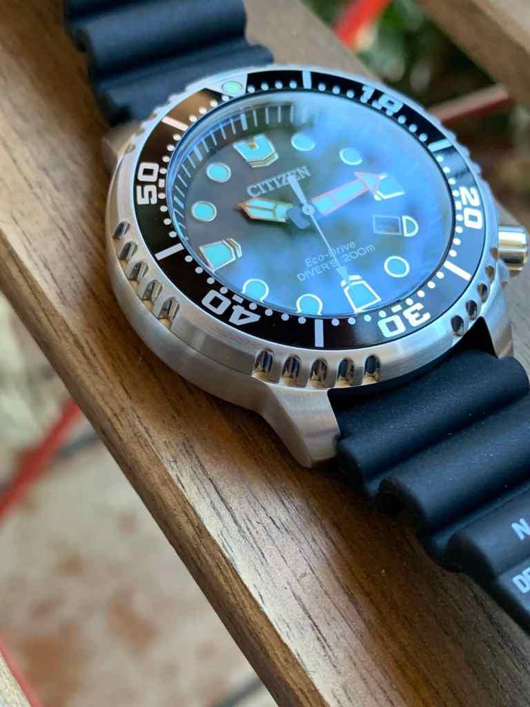 Reloj Citizen Eco Drive BN0150-10E Promaster: con carga solar