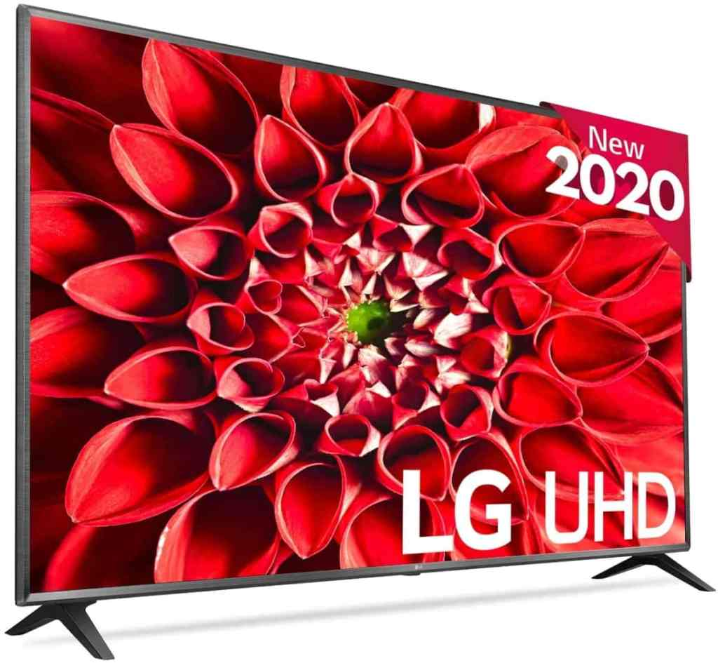 "LG 75UN71006LC - Smart TV 4K UHD de 75"" con Inteligencia Artificial"