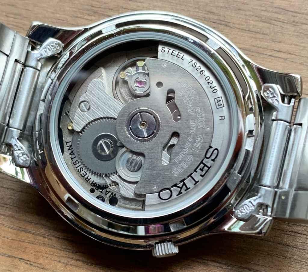 Seiko SNK809 - Reloj automático calibre